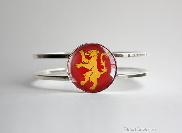 Game of Thrones Chibi Lannister bracelet