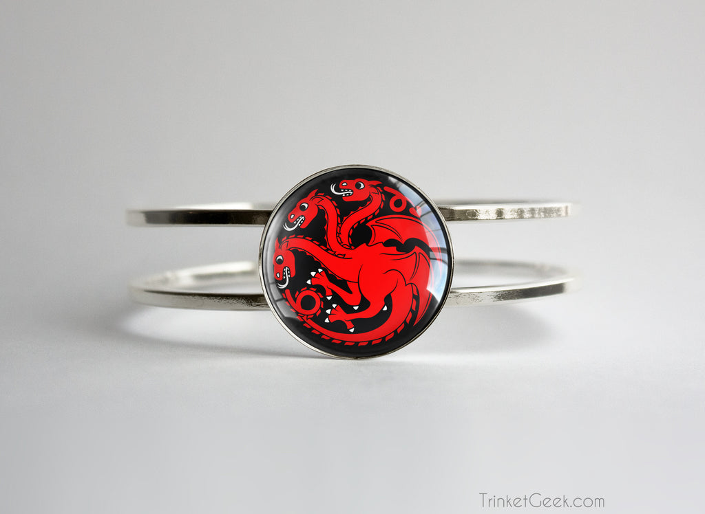 Game of Thrones Chibi Targaryen bracelet