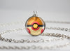 Chichar Pokemon Sinnoh Starter Themed Pokeball pendant