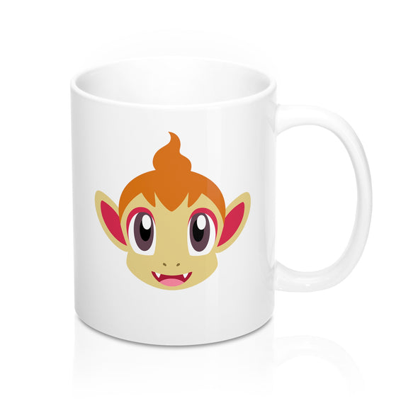 Chimchar Pokemon Mug