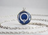 DA Circle of Magi Symbol pendants Silver