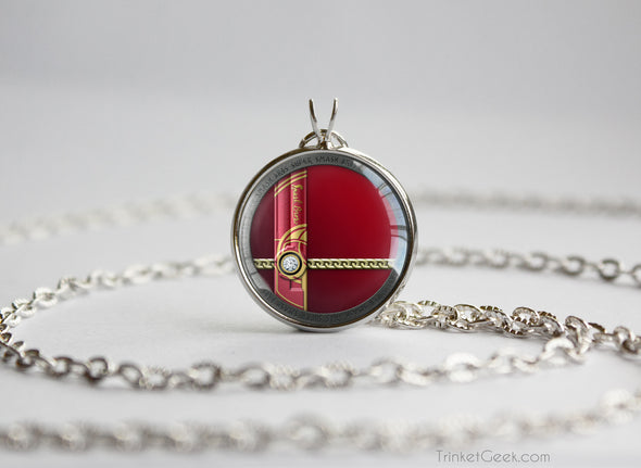 Classic Bayonetta Smash Ball necklace