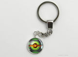 PKMN Pokeball Key Chains
