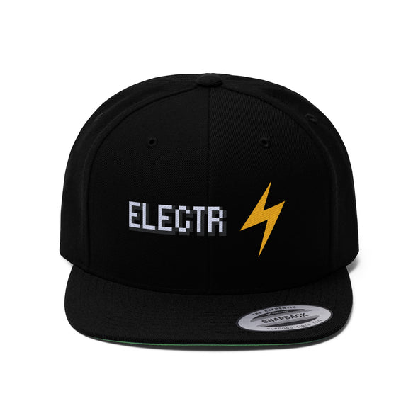 Electric Type Pokemon Hat