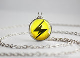 Z Crystal Electrium Necklace