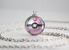 Pokemon Espeon Eeveelution Pokeball Pendant Necklace