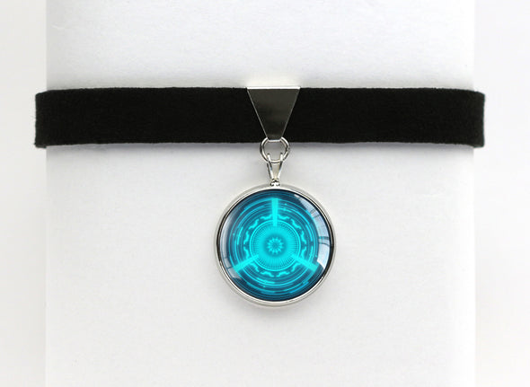 Kekkai Sensen Blood Blockade Battlefront Eye of God Choker Necklace