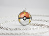 Pokemon Pokeball Fast Ball Necklace Pendant