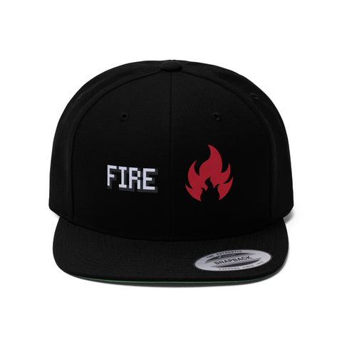 Fire Type Pokemon Hat