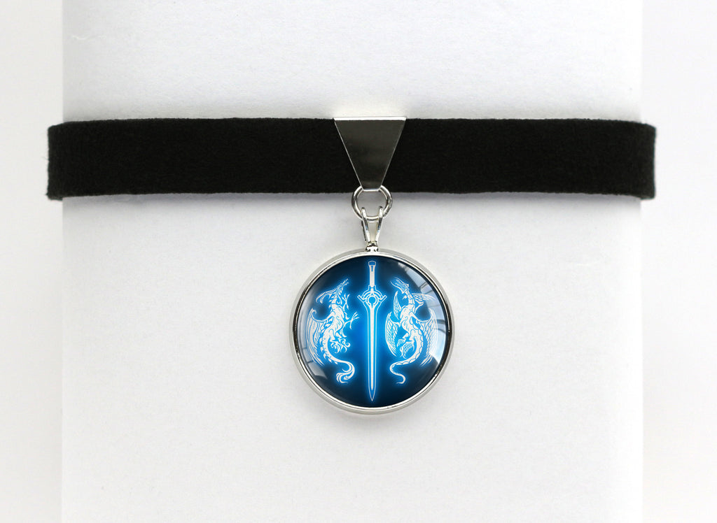 Fire Emblem Choker Necklace Emblem series