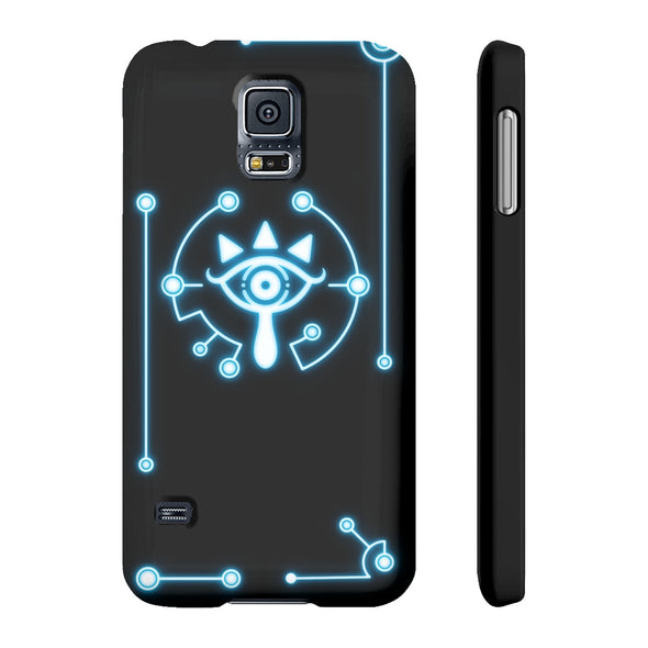 zelda sheikah eye Galaxy S5 case
