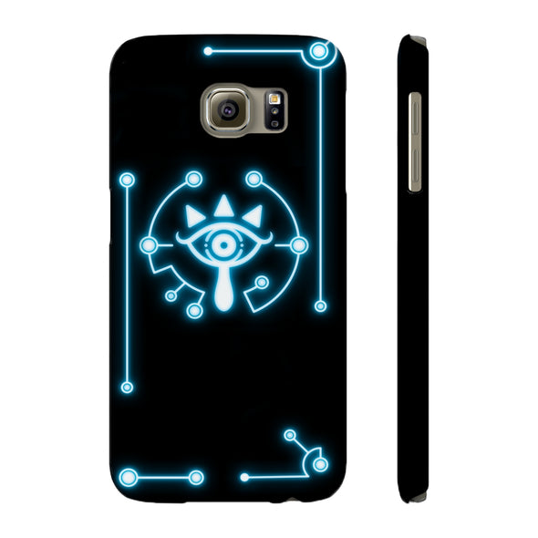 zelda sheikah eye Galaxy S6 case