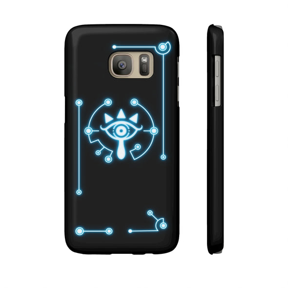 zelda sheikah eye Galaxy S7 case