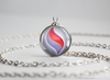 Pokemon Gengarite Mega Stone Pendant Necklace