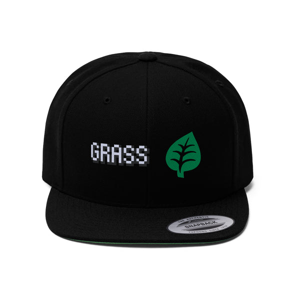 Grass Type Pokemon Hat