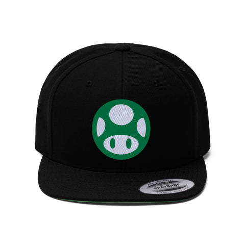 Green Mushroon Hat