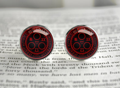 SIlent Hill cufflinks Halo of the Sun