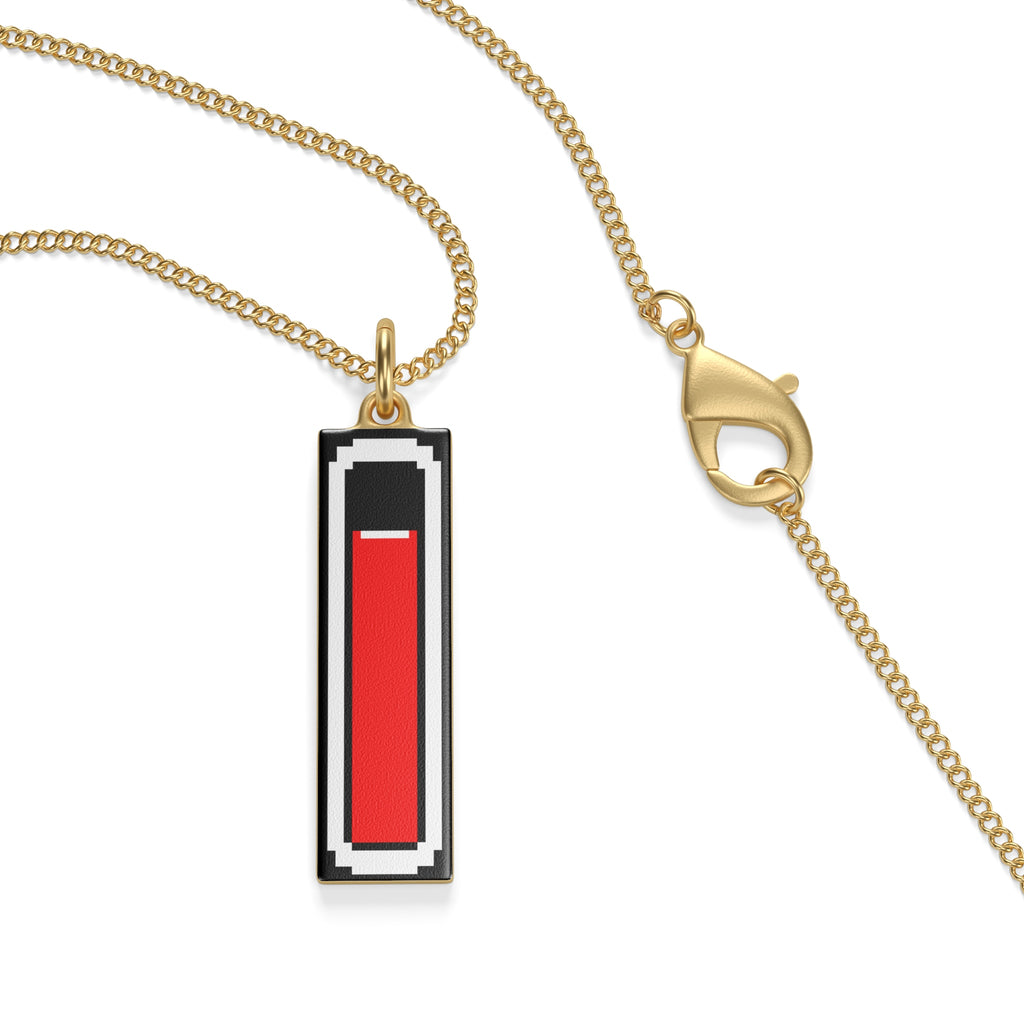 Health Bar Necklace