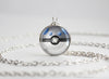 Pokemon Pokeball Heavy Ball Necklace Pendant