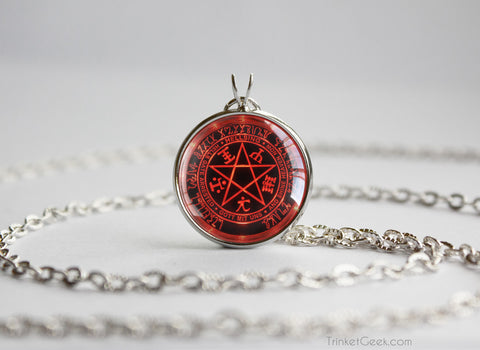 Hellsing Alucard Ultimate Pendant Necklace