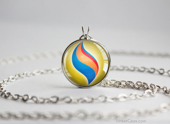 Pokemon Heracross Heracronite Mega Stone Pendant Necklace