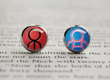 Pokemon ORAS Hoenn Weather Trio Earrings