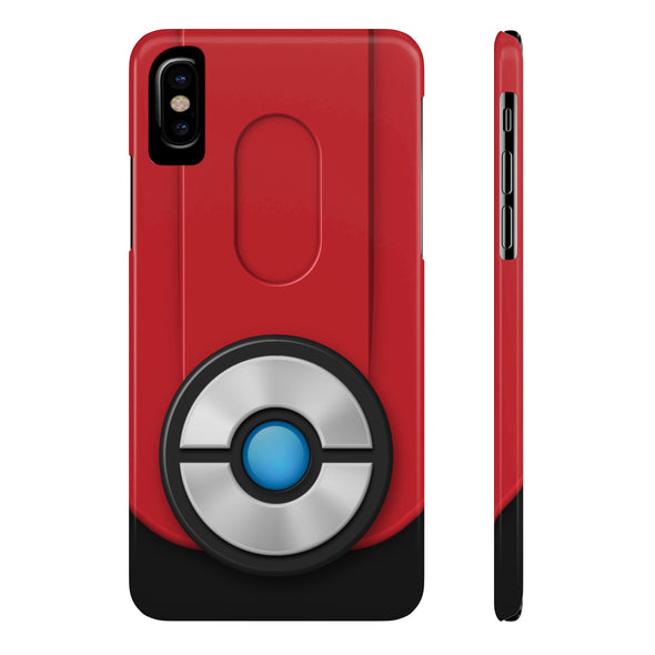 Hoenn Pokedex Phone Case