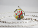 Zelda Hyrule Warriors Impa Pendant