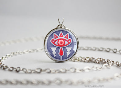 Zelda Hyrule Warriors Sheik Pendant