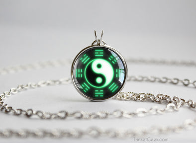 Naruto necklace Hyuuga clan symbol