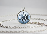 Z Crystal Icium Necklace