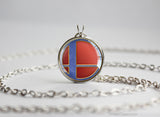 Super Smash Ball Ike necklace