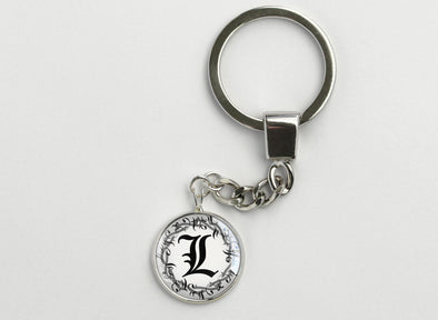 Death Note Key Chain L