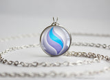 Pokemon Latiosite Latios Mega Stone Pendant Necklace