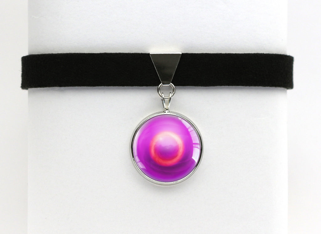 Pkmn Life Orb hold item Choker Necklace