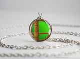 Super Smash Ball Link necklace