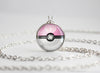 Pokemon Pokeball Love Ball Necklace Pendant