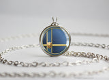 Super Smash Ball Lucina necklace