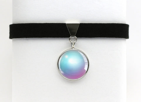 PKMN Lustrous Orb hold item Choker Necklace