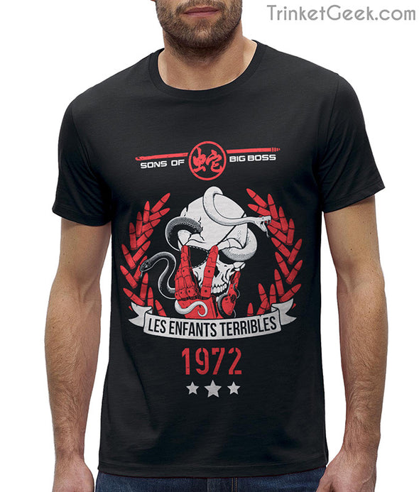 Metal Gear Solid V Les Enfants Terribles T-Shirt