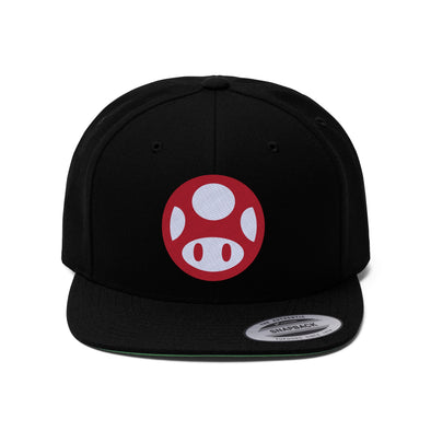 Mario Mushroon Hat