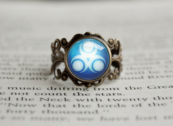Zelda Ring of Virtue Nayru's Wisdom