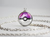 Pokemon Pokeball Master Ball Necklace Pendant