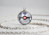 Pokemon Mega Absol Themed Pokeball Pendant