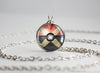 Pokemon Mega Blaziken Themed Pokeball Pendant