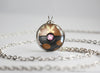 Pokemon Mega Lopunny Themed Pokeball Pendant