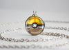 Pkmn Themed Pokeball pendants