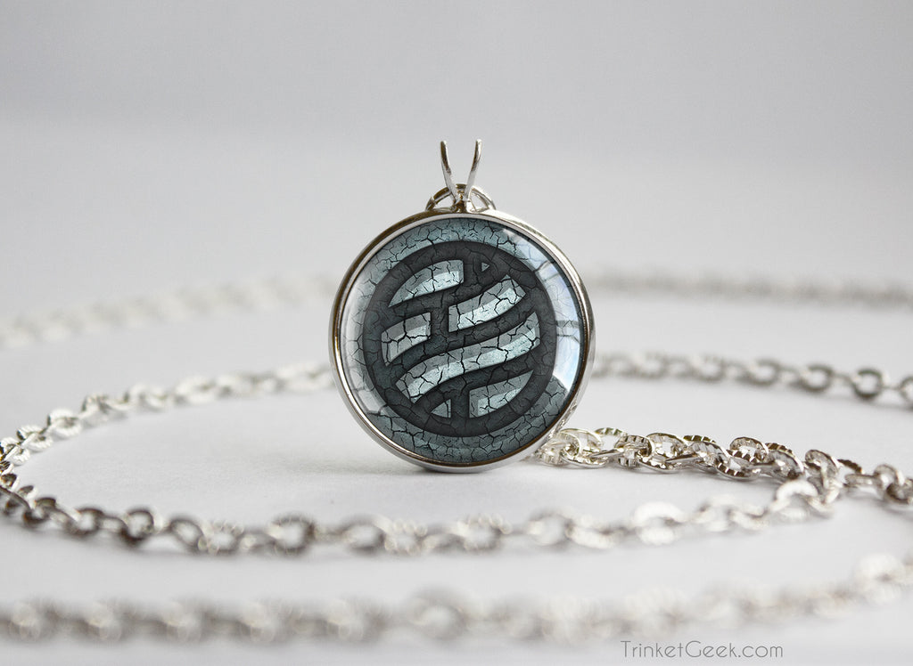 Naruto necklace Nara clan symbol