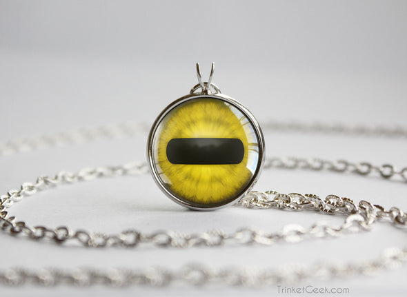 Naruto Uzumaki Sage Eye necklace