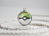 Pokemon Pokeball Nest Ball Necklace Pendant